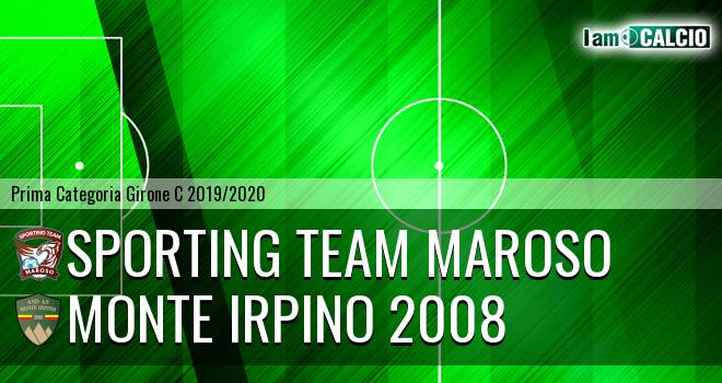 S.T. Maroso La Rocca - Monte Irpino 2008