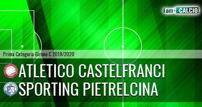 Atletico Castelfranci - Sporting Pietrelcina