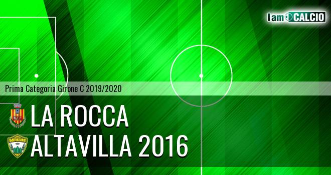 La Rocca - Altavilla 2016