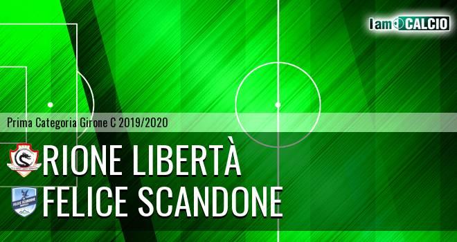 Rione Libertà - Felice Scandone