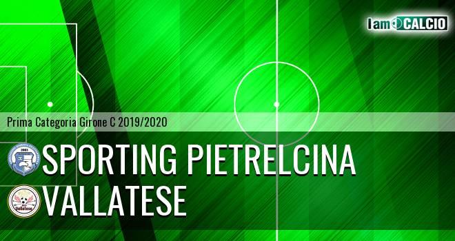 Sporting Pietrelcina - Vallatese
