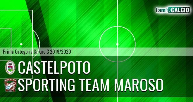 Castelpoto - Sporting Team Maroso