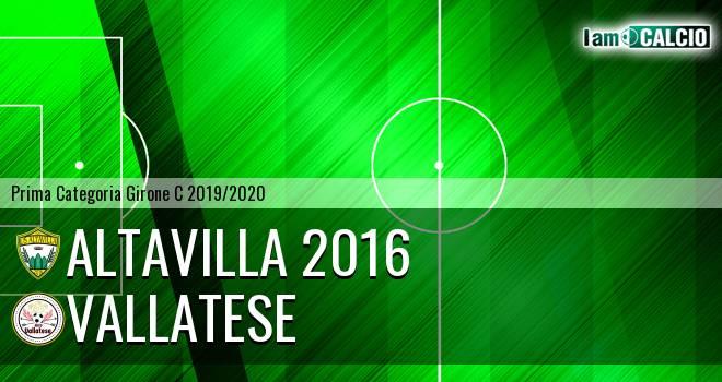 Altavilla 2016 - Vallatese