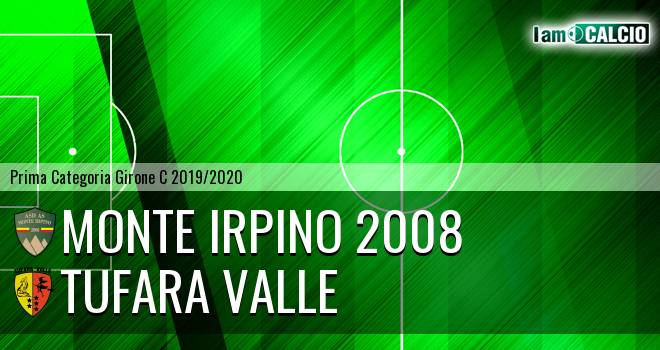 Monte Irpino 2008 - Tufara Valle