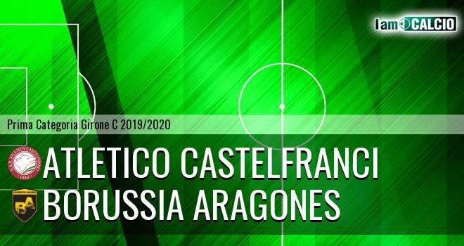 Atletico Castelfranci - Borussia Aragones