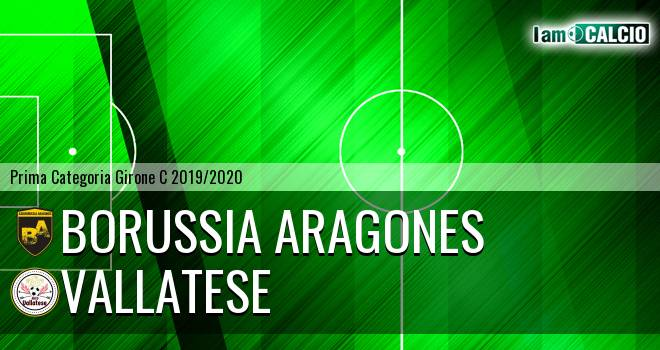 Borussia Aragones - Vallatese