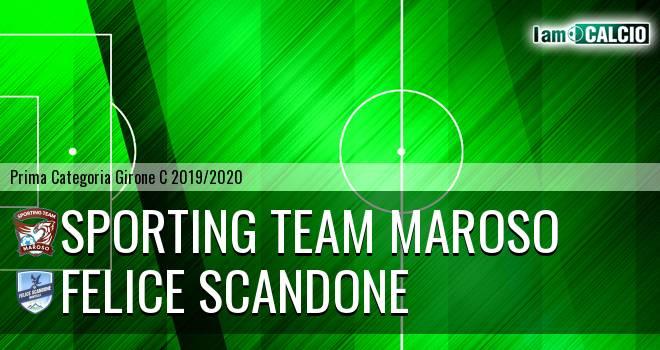 S.T. Maroso La Rocca - Felice Scandone