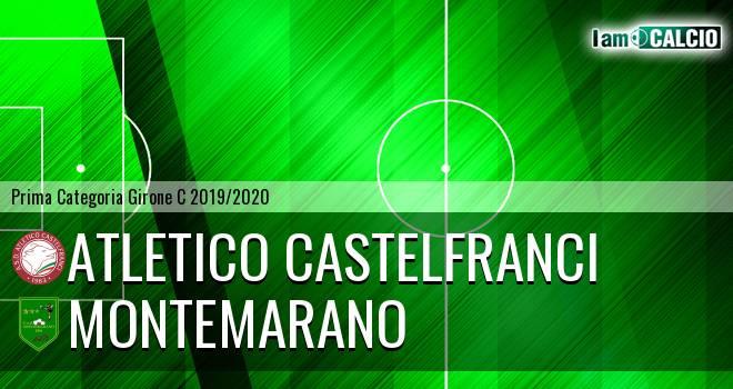 Atletico Castelfranci - Montemarano