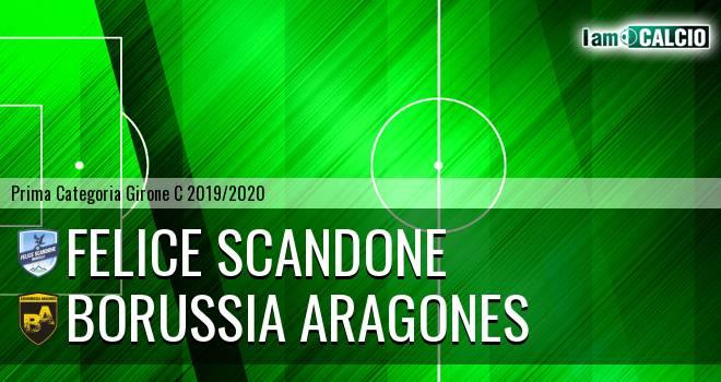 Felice Scandone - Borussia Aragones