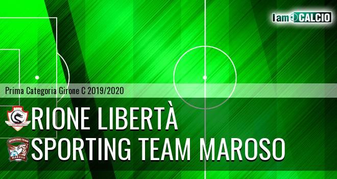 Rione Libertà - Sporting Team Maroso