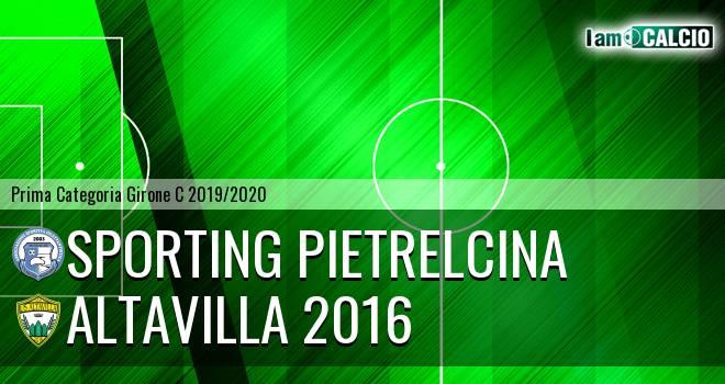 Sporting Pietrelcina - Altavilla 2016
