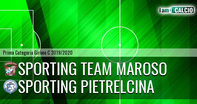 S.T. Maroso La Rocca - Sporting Pietrelcina
