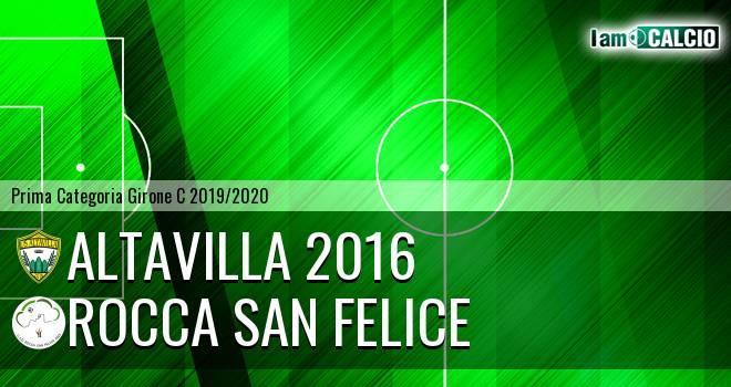 Altavilla 2016 - Rocca San Felice