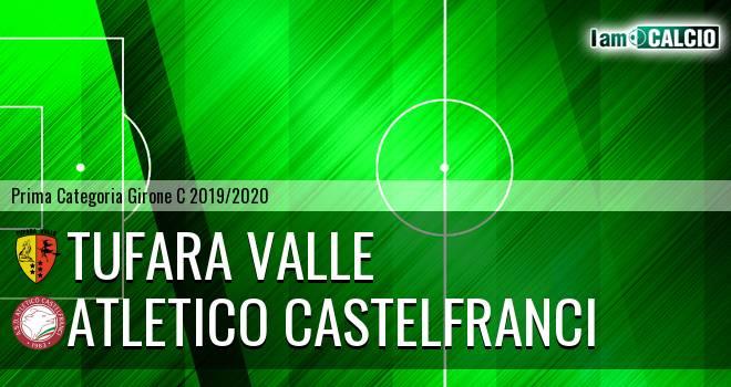 Tufara Valle - Atletico Castelfranci