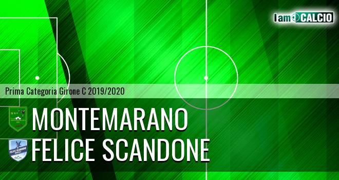 Montemarano - Felice Scandone