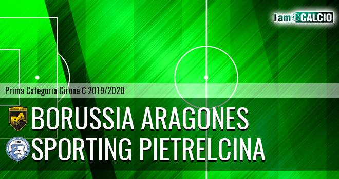Borussia Aragones - Sporting Pietrelcina