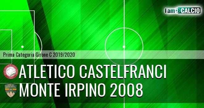 Atletico Castelfranci - Monte Irpino 2008
