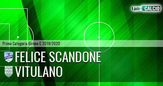 Felice Scandone - Vitulano