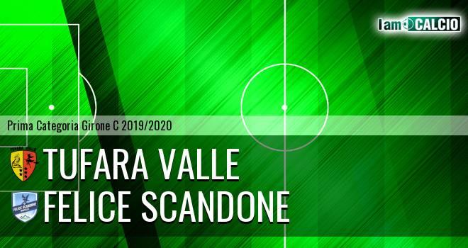 Tufara Valle - Felice Scandone