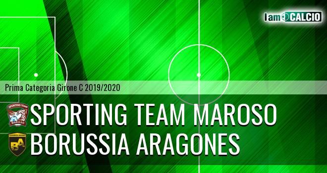 Sporting Team Maroso - Borussia Aragones