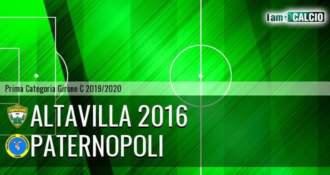 Altavilla 2016 - Paternopoli