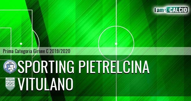 Sporting Pietrelcina - Vitulano