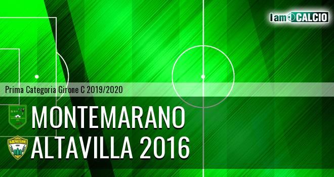Montemarano - Altavilla 2016