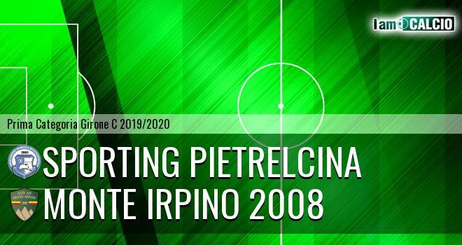 Sporting Pietrelcina - Monte Irpino 2008