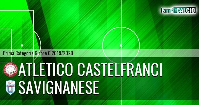 Atletico Castelfranci - Savignanese