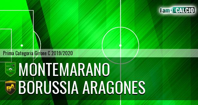 Montemarano - Borussia Aragones