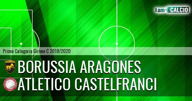 Borussia Aragones - Atletico Castelfranci
