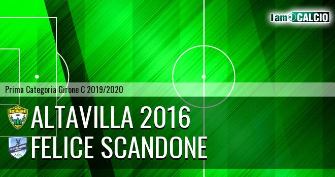 Altavilla 2016 - Felice Scandone
