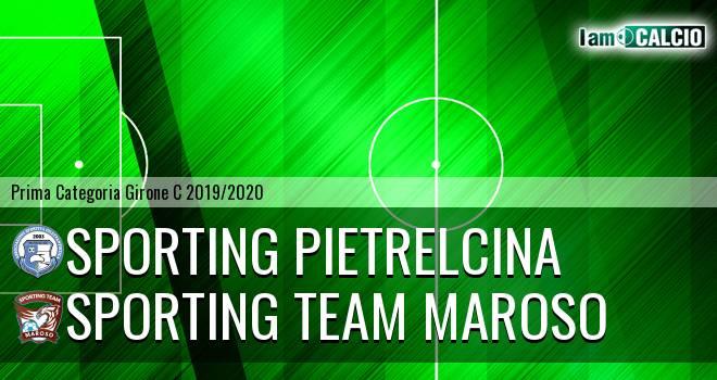 Sporting Pietrelcina - Sporting Team Maroso
