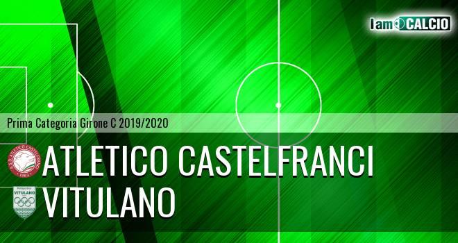 Atletico Castelfranci - Vitulano