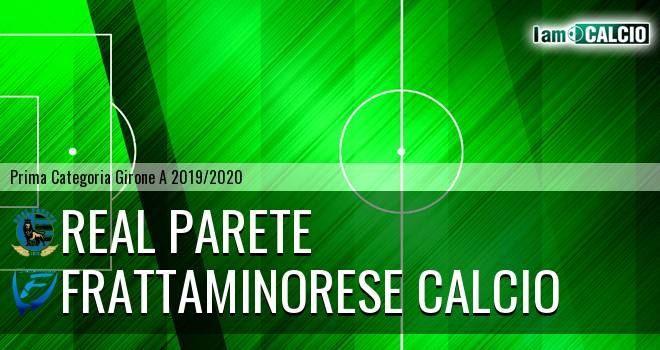 Virtus Liburia Parete - Frattaminorese Calcio