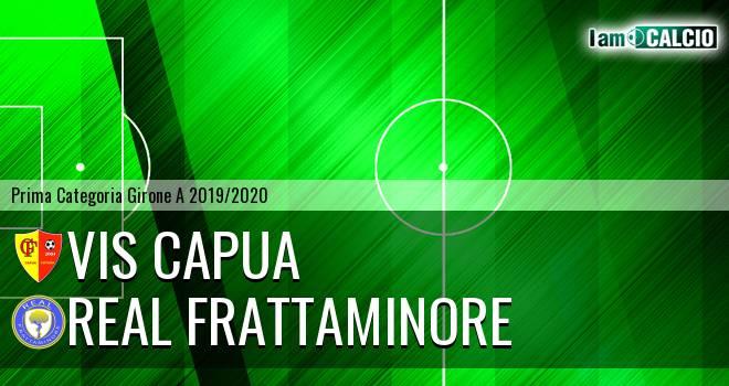 Vis Capua - Vis Frattaminorese