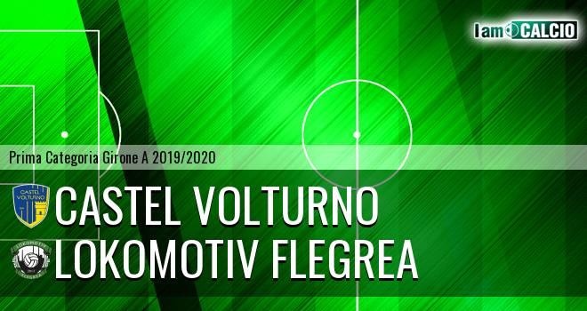 Castel Volturno - Lokomotiv Flegrea