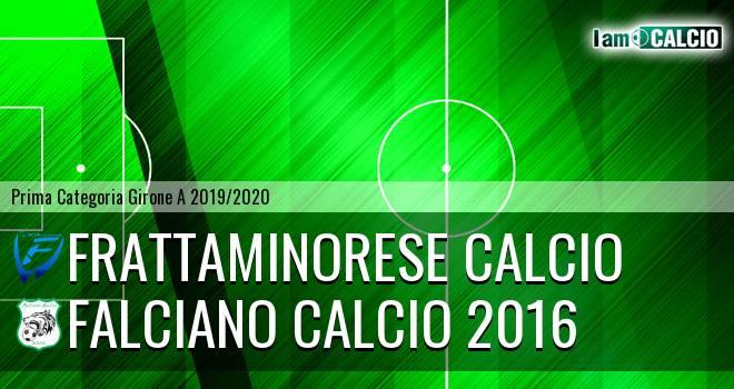 Frattaminorese Calcio - Falciano Calcio 2016