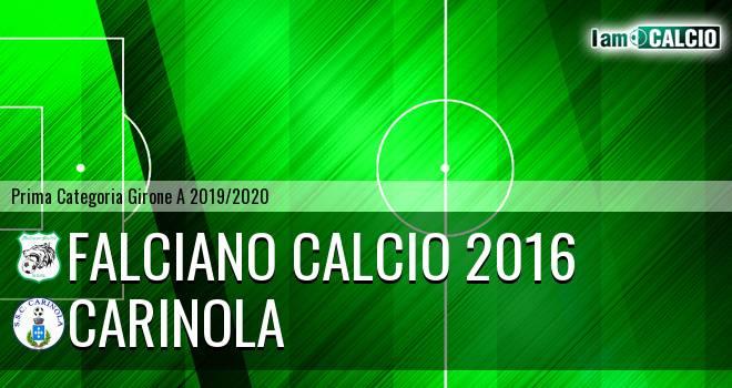 Falciano Calcio 2016 - Carinola