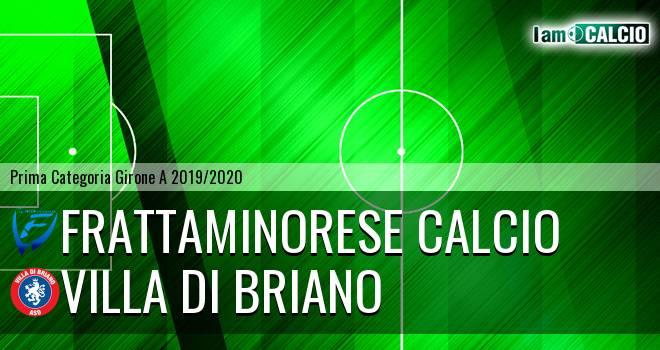 Frattaminorese Calcio - Casal di Principe