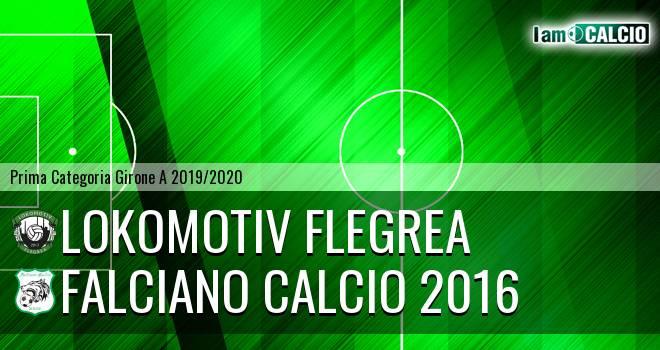Lokomotiv Flegrea - Falciano Calcio 2016
