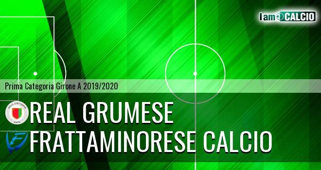 Real Grumese - Frattaminorese Calcio