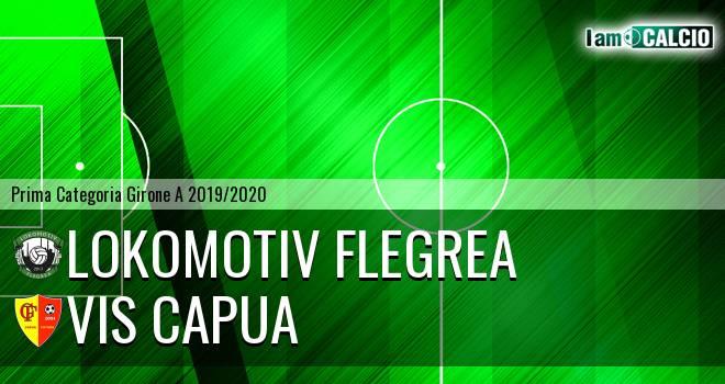 Lokomotiv Flegrea - Vis Capua