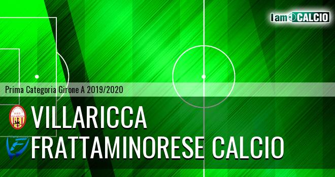 Villaricca - Frattaminorese Calcio