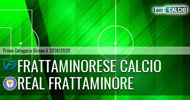 Frattaminorese Calcio - Vis Frattaminorese
