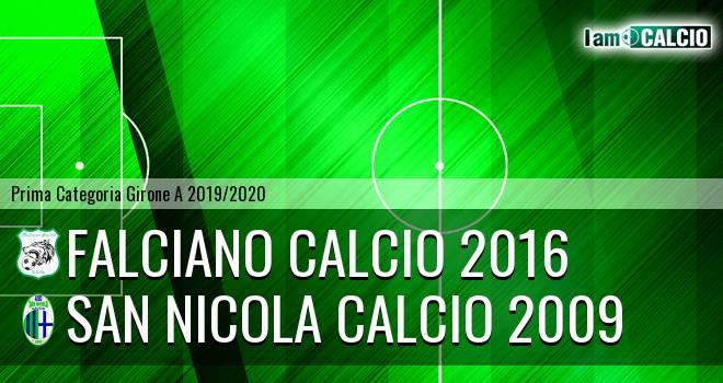 Falciano Calcio 2016 - San Nicola Calcio 2009