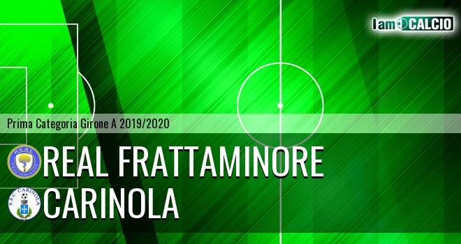 Vis Frattaminorese - Carinola