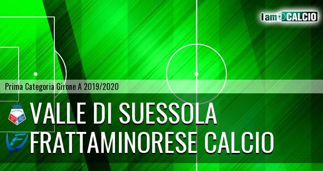 Valle di Suessola - Frattaminorese Calcio