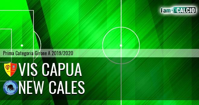 Vis Capua - New Cales