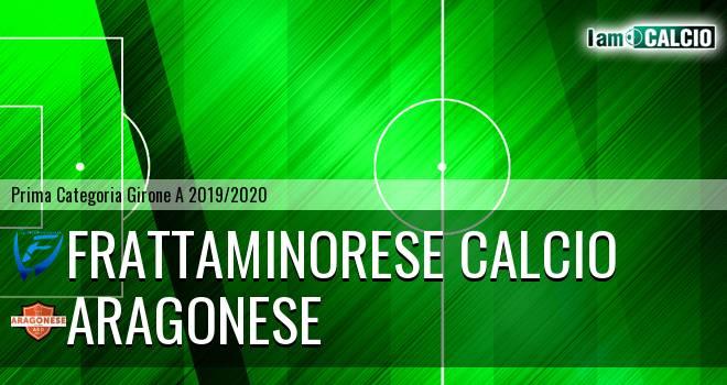 Frattaminorese Calcio - Aragonese